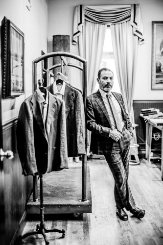 About Robinson Brooklyn Classical Tailoring