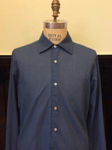 Custom Suits deep blue