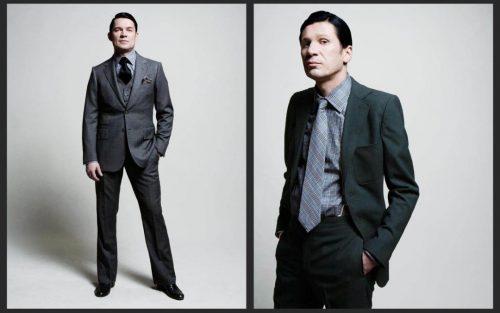 Handcrafted Men's suits