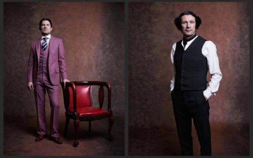 contemporary design suits
