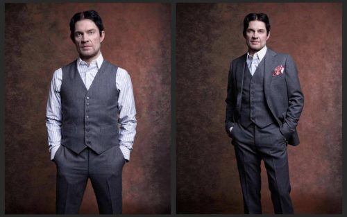 handcrafted custom suits