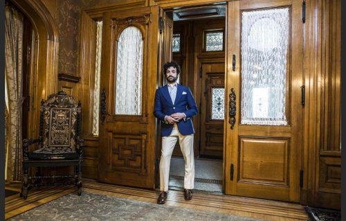 signature men's suits