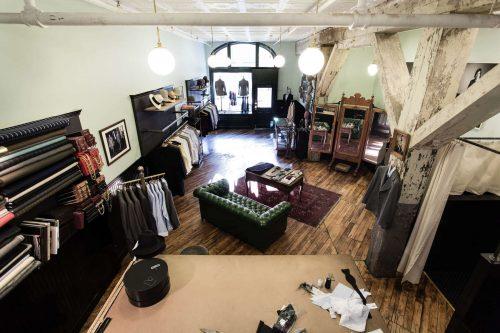 Robinson Brooklyn Custom Suits Store