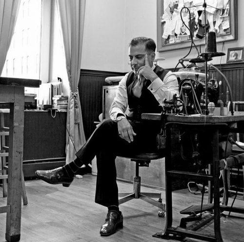 Bespoke Mens Tailoring