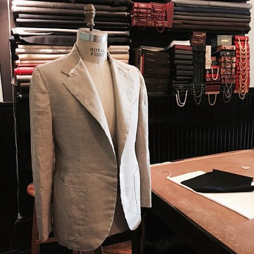 Robinson Brooklyn Men's Tailored Suits Store