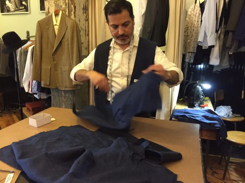 Tailor Made Bespoke Suits