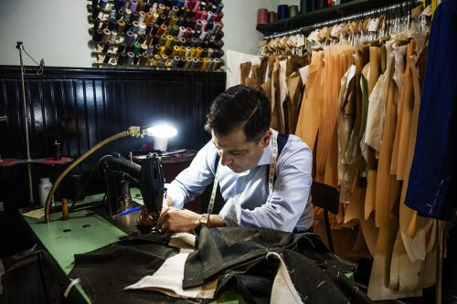 Robinson Brooklyn Bespoke Clothing