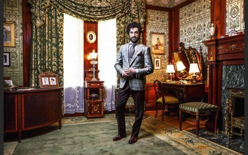 Made to Measure Suit from Pabst Collection