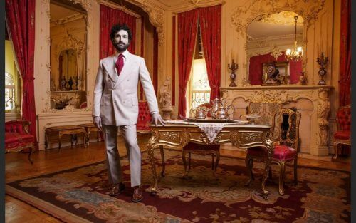 Custom Made Suits Pabst Collection