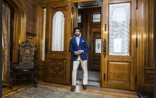 Pabst Collection Bespoke Suit