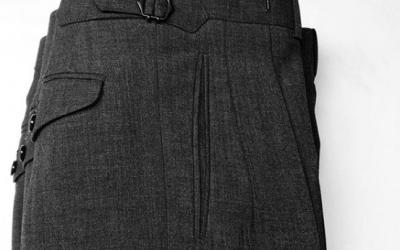 Brooklyn Trousers are Mack Tough