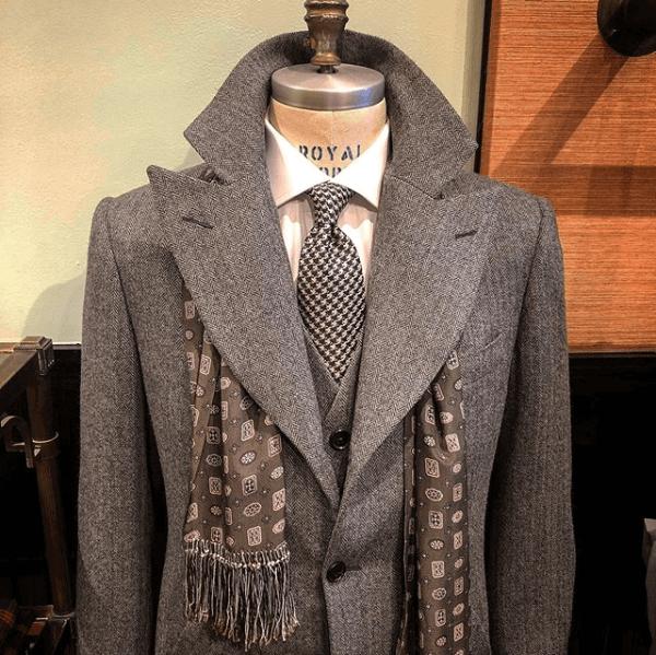 Robinson Classic Nero Jacket
