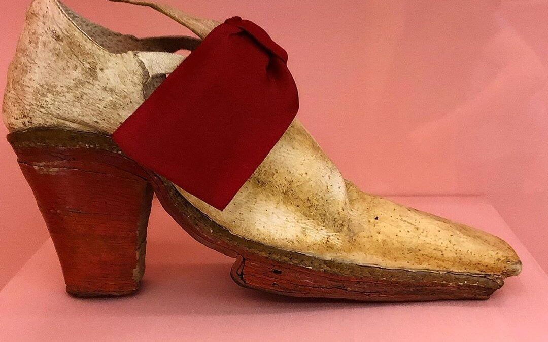 Check out this shoe fit for a prince 17th century @franciswaplinger next pair